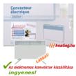 A Bonjour 2 2000 W-os mobil villanyradiátor házhoz szállítása teljesen ingyenes.