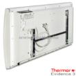 A gyári tartókeret és a villásdugó az 1500 W-os Thermor Evidence 3 HD elektromos radiátor gyári alaptartozéka.